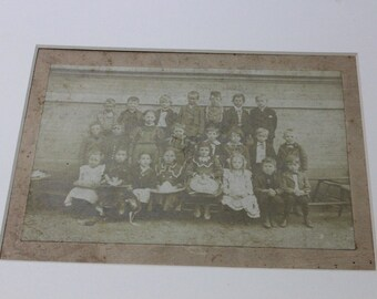 Wonderful early 20th Century school photograph