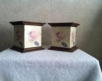 SALE! Candle holders/ home decor