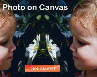 Canvas Prints: Print Your Photos to Canvas. Your Pictures, Artwork, Paintings, Photographs Printed on Canvas, Color Lasting 200 Years!