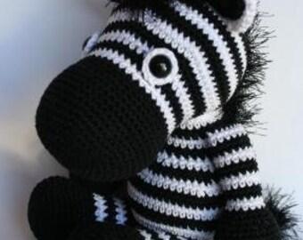 Zoey the zebra