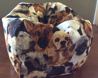 Items Similar To Custom American Girl Bean Bag Chair On Etsy