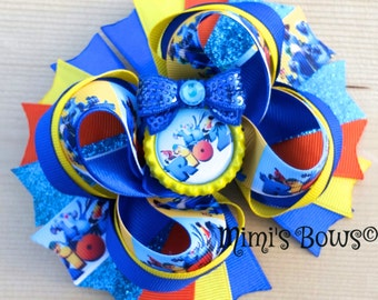 Rio 2 Inspired Boutique Hair Bow!