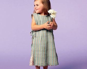 Children's/Girls' Dresses and Pinafores McCall's Pattern M6687