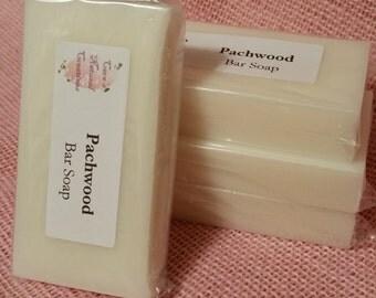 Pachwood Bar Soap