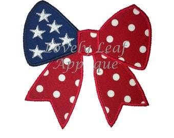 ON SALE! Patriotic Bow
