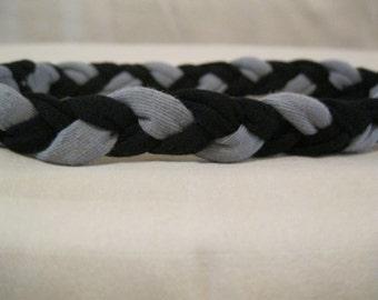 Infinity Braided headband 2
