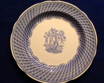 Items Similar To Blue Room Series Spode Milkmaid Collector