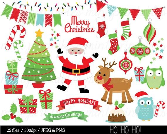 christmas clipart christmas clip art reindeer festive. Black Bedroom Furniture Sets. Home Design Ideas