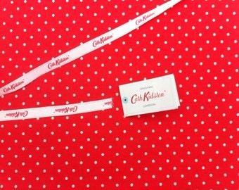 Cath Kidston fabric fat quarter approx 45cm x 45cm. Genuine original
