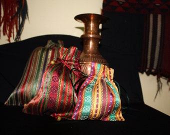 Gift Bags-Birthday-Hostess-Housewarming-Pastor-Teacher-Wedding Gifts-Damascus Silk Gift Bags