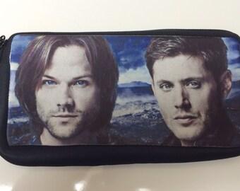 Supernatural Inspired Pencil Case