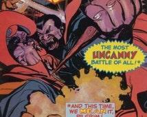 Dr. Strange vs Dracula #1 NM