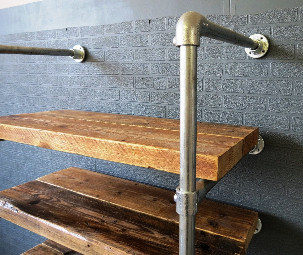 100 reclaimed industrial chic 6 seater custom reclaimed ind