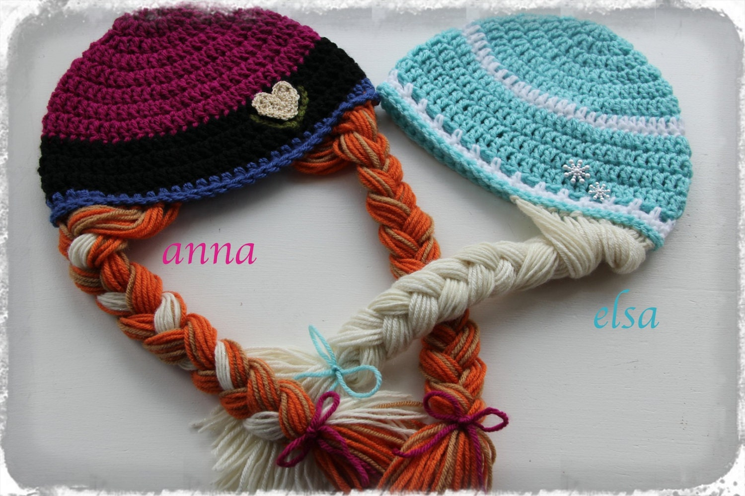 Free Hat Crochet Pattern Anna Frozen Car Interior Design