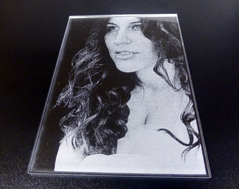 Photo engraving on Acrylic