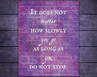 Purple Quotes Captivating Success Quote Clarity Is Key Focus Quote Motivational