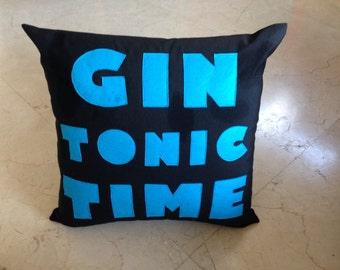 GIN TONIC TIME 45x45