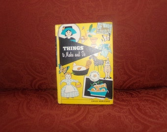 Things to Make and Do     1967    Collectible