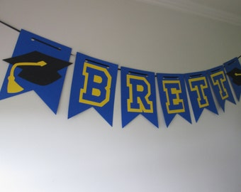 banners for graduation party