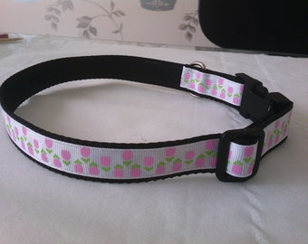 Hand made dog collars