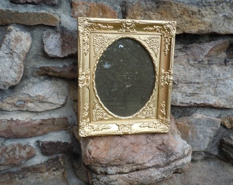 17 - Picture Frame -Ornate - Baroque Style  -Metallic Gold