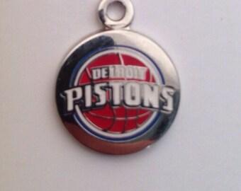 Detroit Pistons Charm
