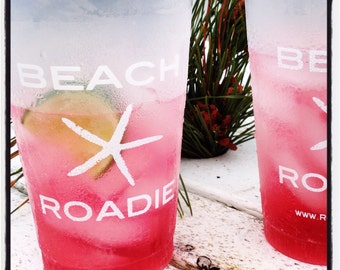 Beach Roadie cups x 10