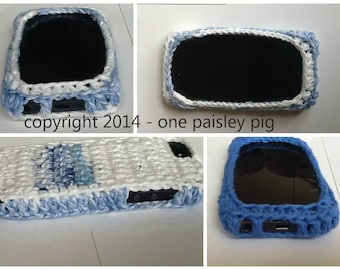 Crochet iPhone 5 & 5S Case - CROCHET PATTERN