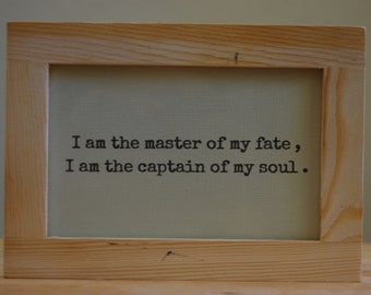 Popular Items For Poetry Quote On Etsy