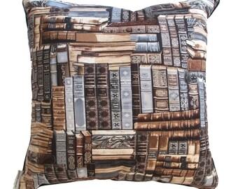 ON SALE (half pice) book neutral cushion/pillow half price