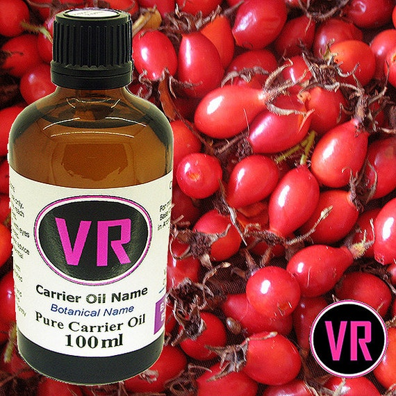 100ml Rosehip Rosa Canina Carrier Oil Aromatherapy