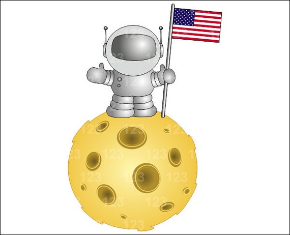 man in the moon clipart - photo #43