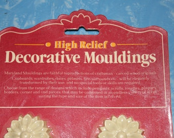 Maryland Mouldings Decorative Mouldings - Pack of 8