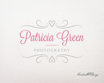Premade logo -Photography logo - Logo design - Watermark 055