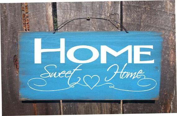 home sweet home, home sweet home sign, home decor, welcome sign, front door decor, front porch decor, patio decor