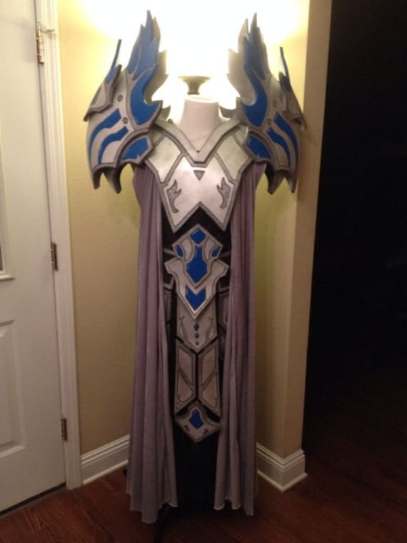 World of Warcraft themed Armor Tier Sets (Priest Tier 8)