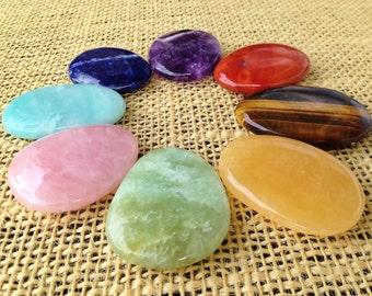 Chakra Balancing Gemstone Set for Healers