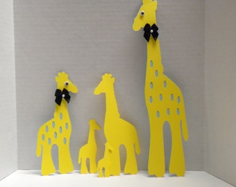 20 Die Cut Giraffes-Craft Supplies, Scrapbooking, Crafting, DIY Die Cut, Scrapbook, Craft Supplies, Embellishments-DCG-2