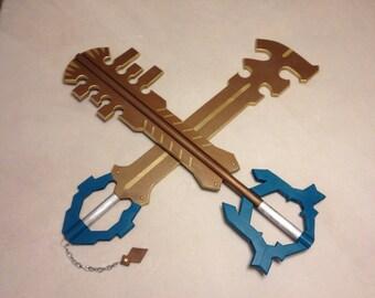 Kingdom Hearts Keyblades- Birth by Sleep combo
