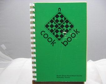Cookbook from WILMETTE,ILLINOIS regional Recipes