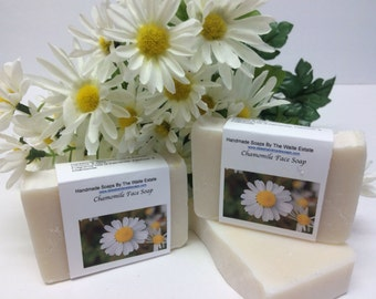 Chamomile Facial Soap
