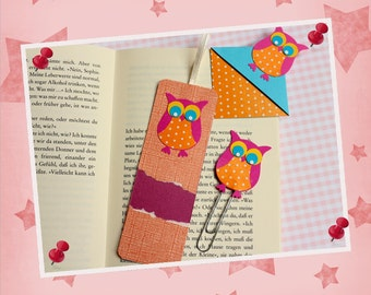 """3 bookmarks in the set of """"OWL"""""""