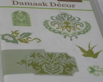 Cricut Cartridge, Damask Decor