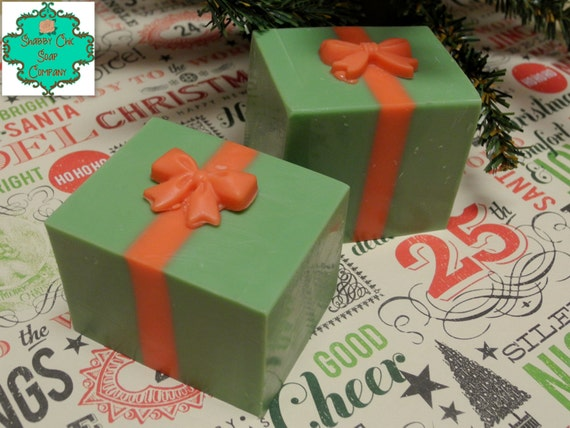 Gift Box soap bars with surprise toy inside!