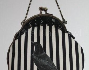 Raven handbag