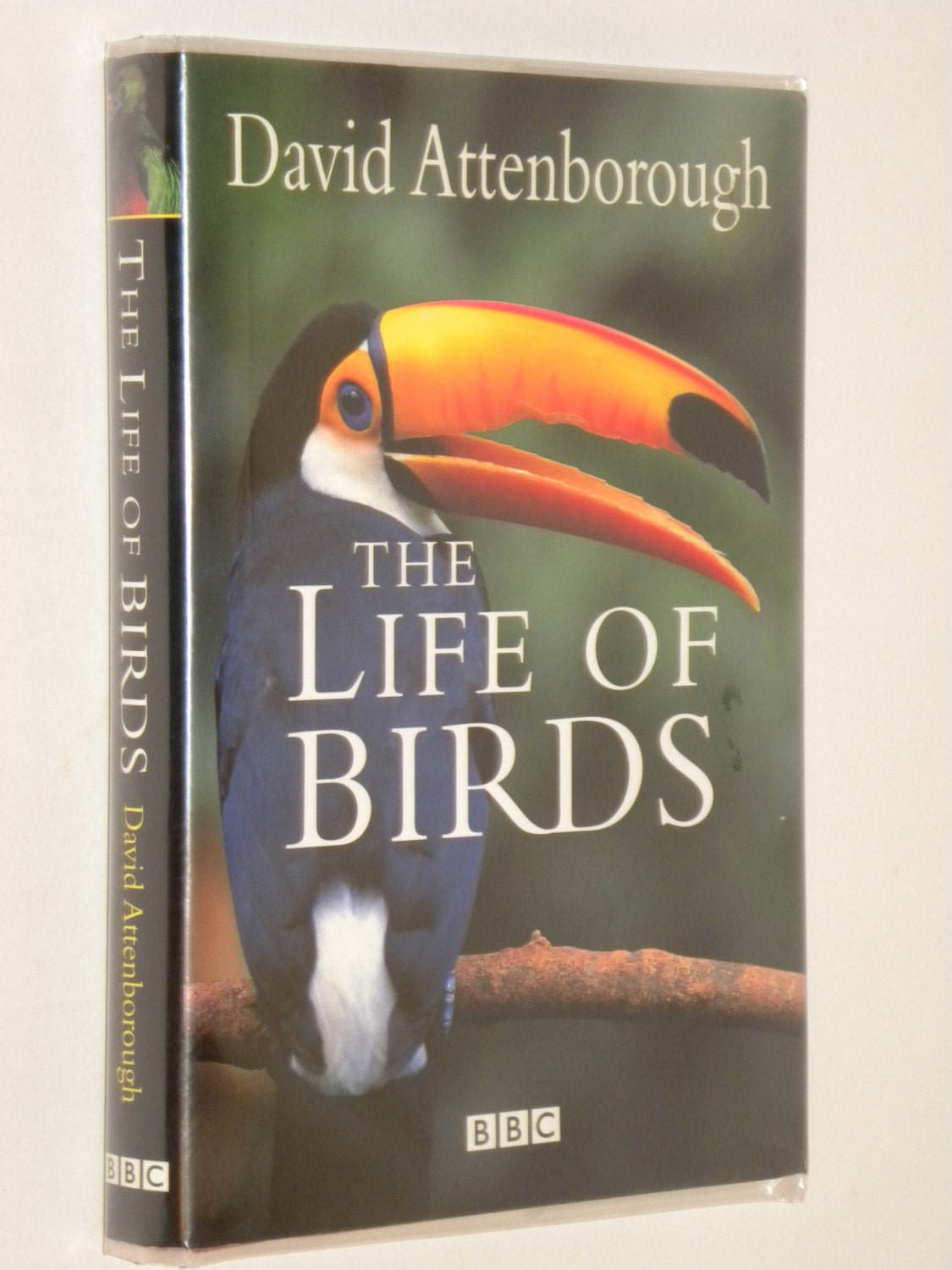 the life of birds david attenborough first by coseyrarebooks. Black Bedroom Furniture Sets. Home Design Ideas