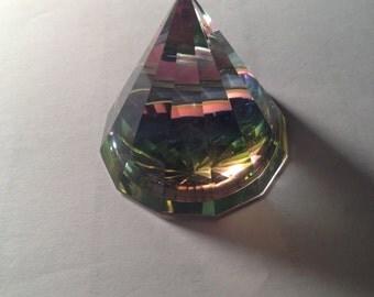 Rainbow Triangle Light Reflecting Paperwight