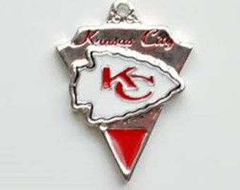 Kansas City Chiefs Charms
