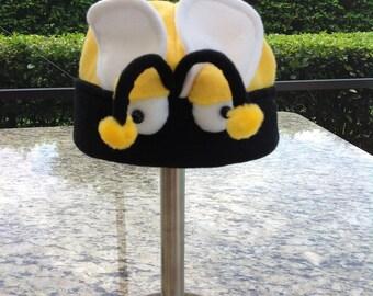 Children's Bumble Bee Hat
