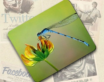 Dragonfly Mousepad Mouse Pad Great Gift Idea LMP618